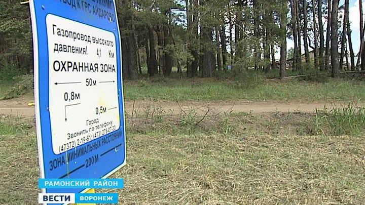 Под Воронежем суд вынес прецедентное решение о сносе дачи из-за газопровода