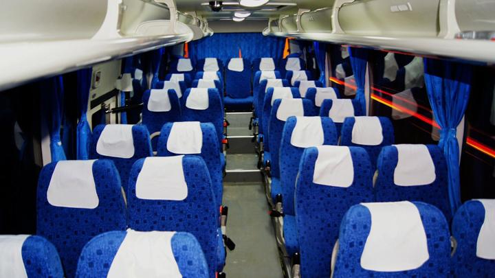 Автобус с хоккеистами воронежского «Бурана» сломался на МКАД