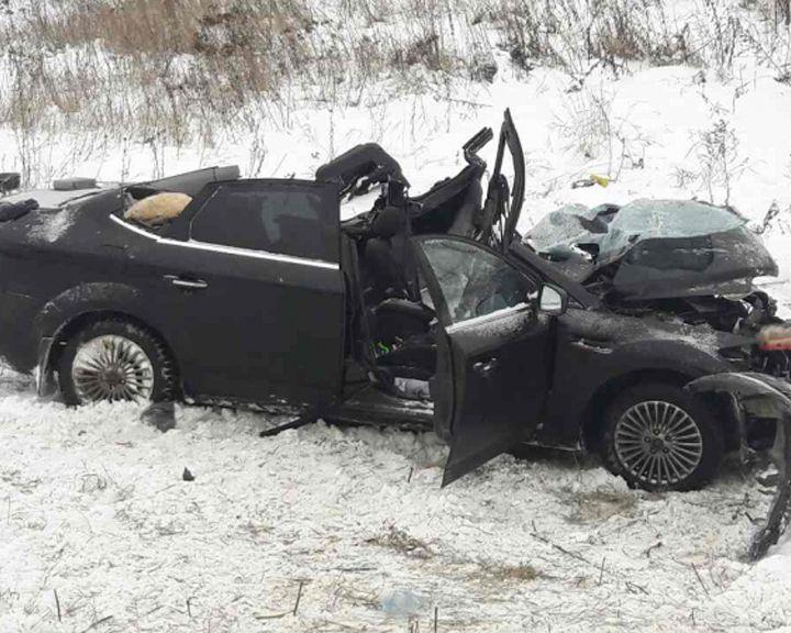 В полиции рассказали подробности смертельного ДТП под Воронежем
