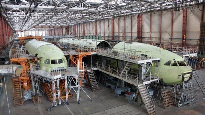 Воронежский авиазавод возобновил поиск подрядчика для техперевооружения производства