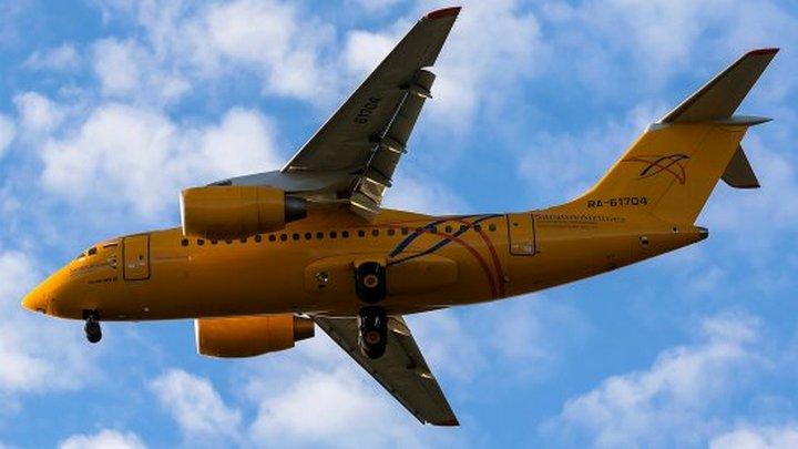 Ространснадзор приостановит эксплуатацию всех воронежских самолётов Ан-148