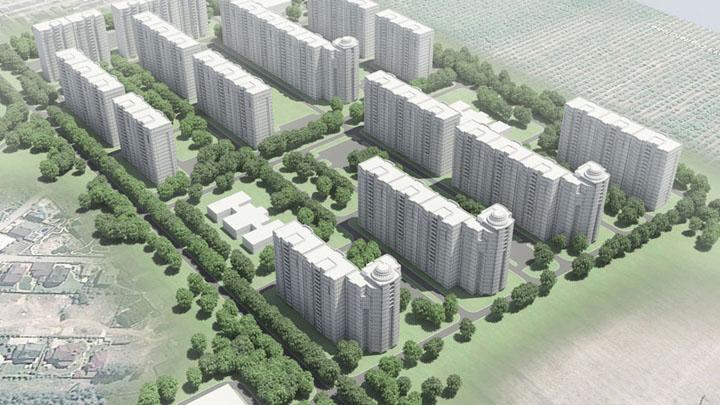 Мэрия утвердила проект застройки квартала в Коминтерновском районе Воронежа
