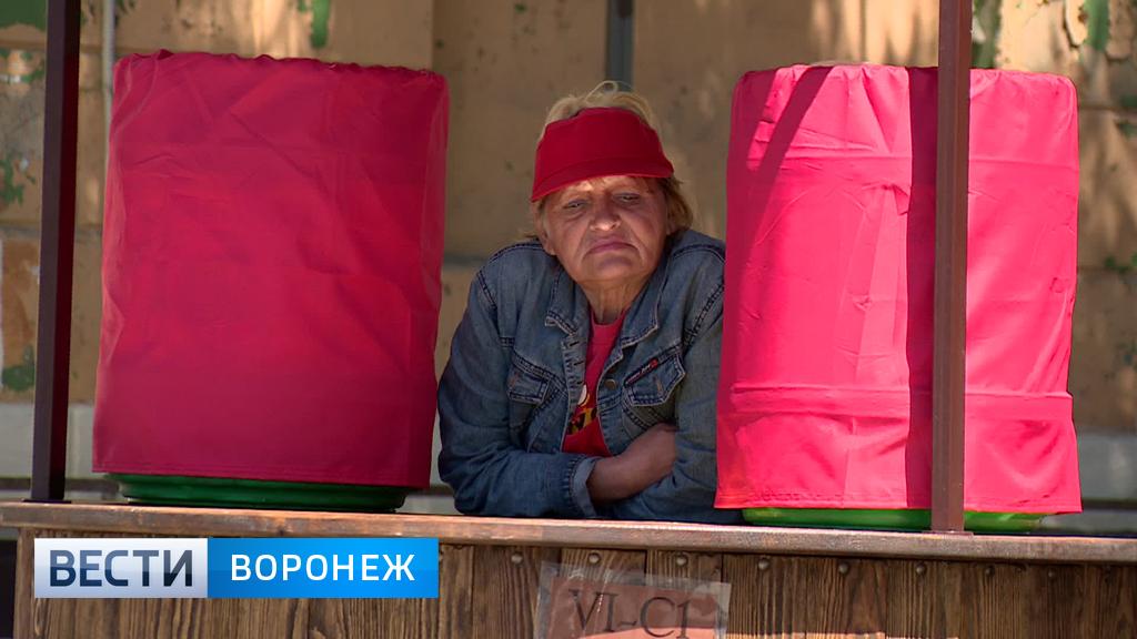 Холодное лето 2017: Продавцы «холода» ждут оттепели на воронежском рынке