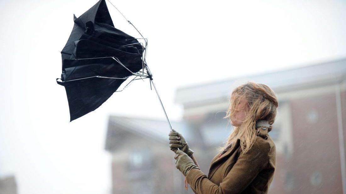 Метеорологи скорректировали предупреждение о непогоде в Воронежской области