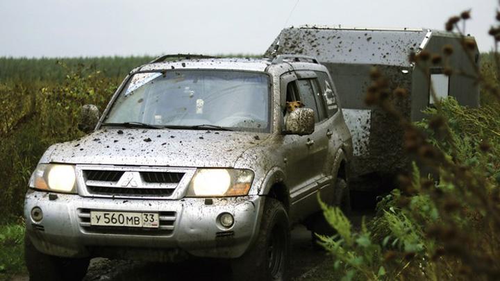 Блогер-путешественник проедет через Воронежскую область на самодельном доме на колёсах