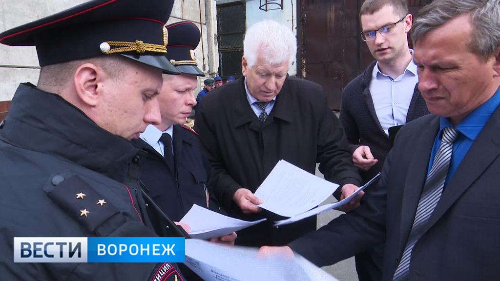 В Воронеже чуть не «распилили» недостроенный завод по производству линолеума