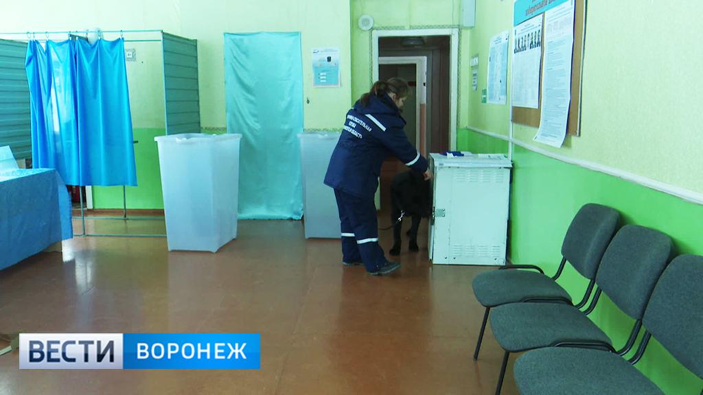 В Воронежской области избирательные участки активно готовят к выборам-2018