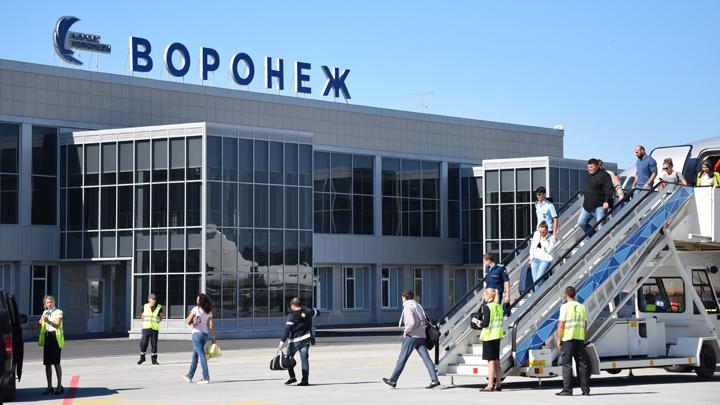 В воронежском аэропорту усилили меры безопасности из-за вируса Коксаки