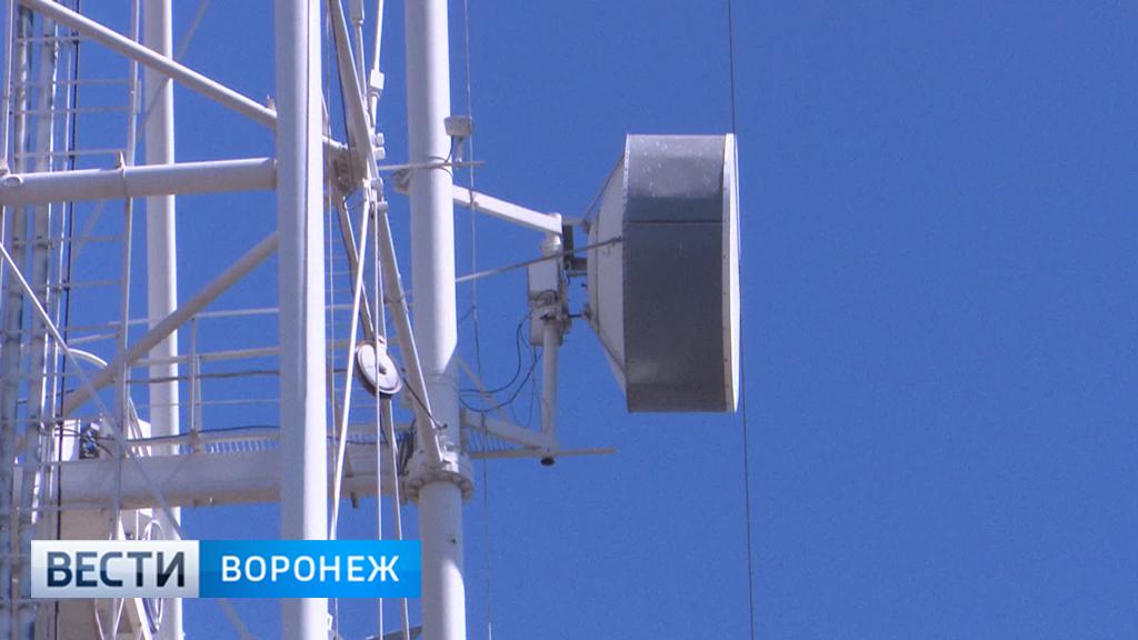 В Воронежской области возможны перебои теле- и радиовещания