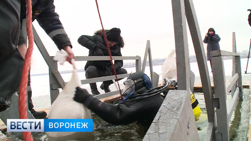 Воронежские спасатели проверили официальные места для купания