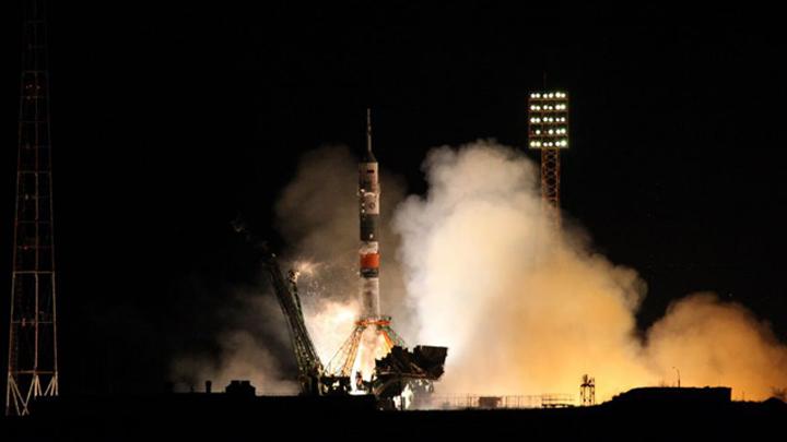 Ракета «Союз-ФГ» с воронежским двигателем вывела новый экипаж МКС на орбиту