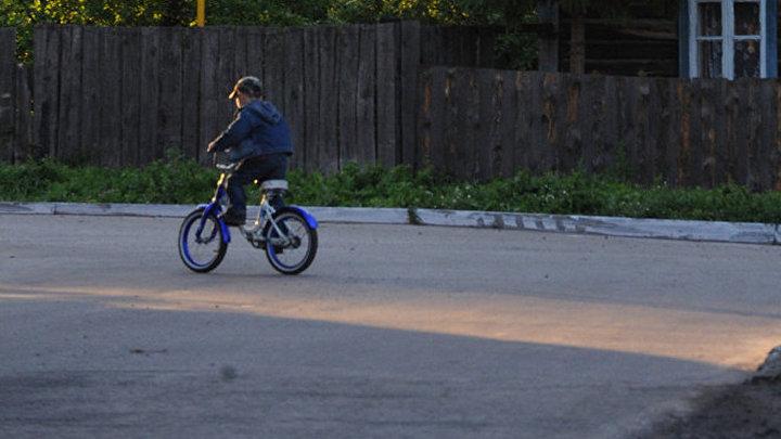 Иномарка сбила семилетнего велосипедиста вВоронежской области