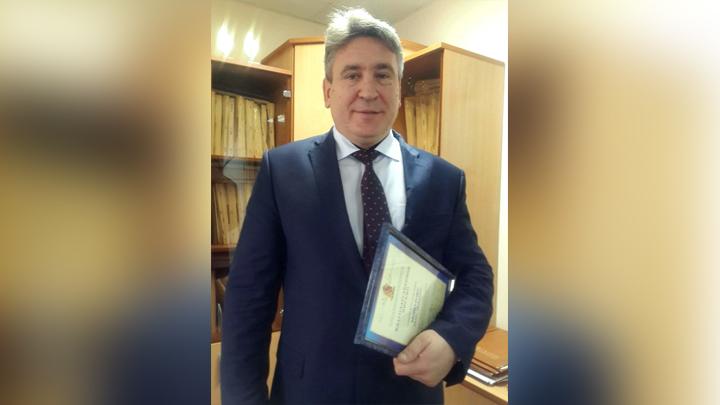 В Воронеже наградили главного онколога региона за спасение истекающих кровью полицейских