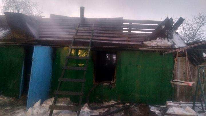 В Воронежской области в сгоревшем доме нашли тела трёх женщин