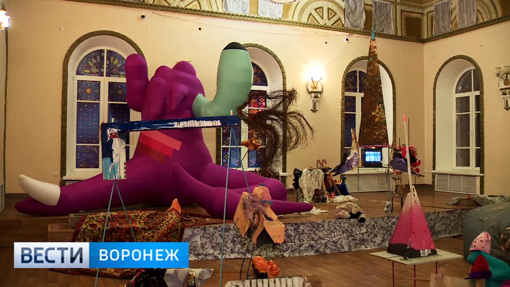 В Доме губернатора открылась новая площадка музея имени Крамского