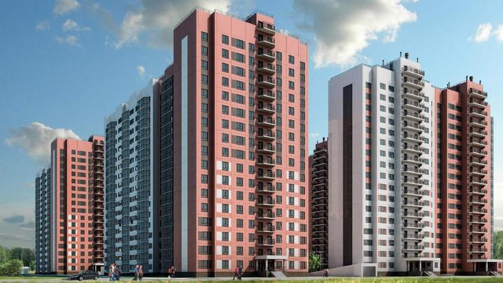 В Воронеже представили проект застройки ветхого квартала в Советском районе