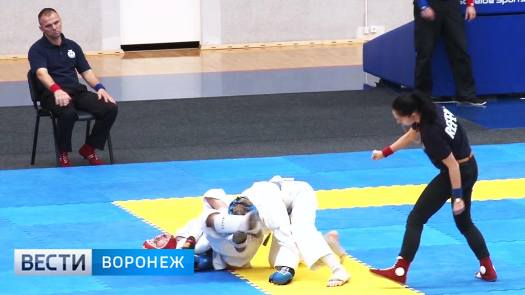 В Воронеже прошёл турнир по рукопашному бою памяти Дмитрия Маркина