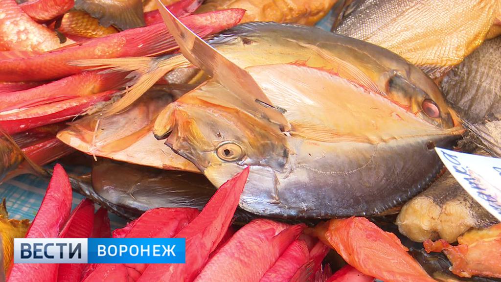 В Воронеж привезут камчатские деликатесы