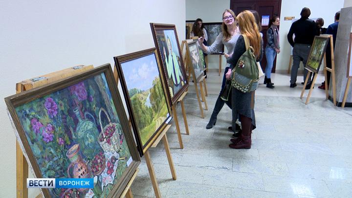 Воронежские художники решили повторить опыт передвижников времён Ивана Крамского