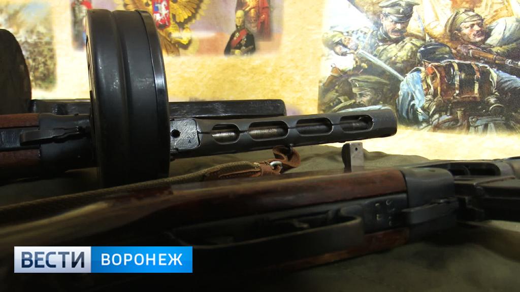 Поисковики отряда «Патриот» открыли собственный музей в Воронеже