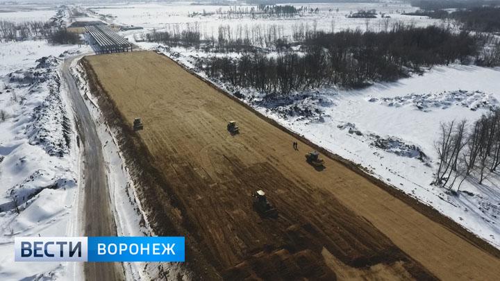 На Воронежский участок трассы М4 суд наложил обременение