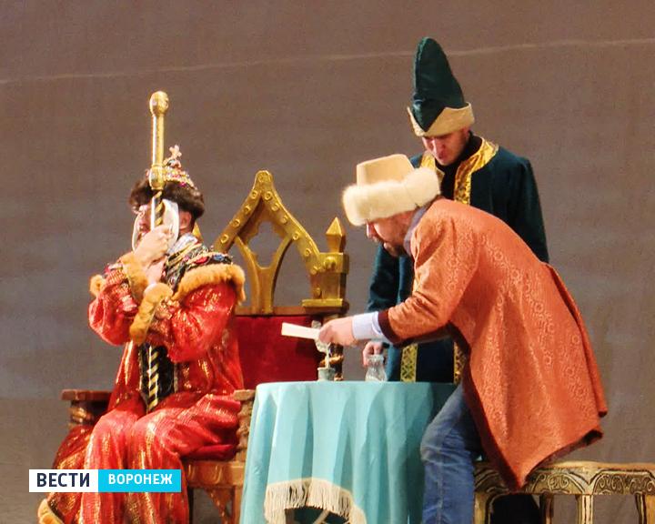Воронежские бизнесмены устроят «Шуры-муры» на сцене оперного театра