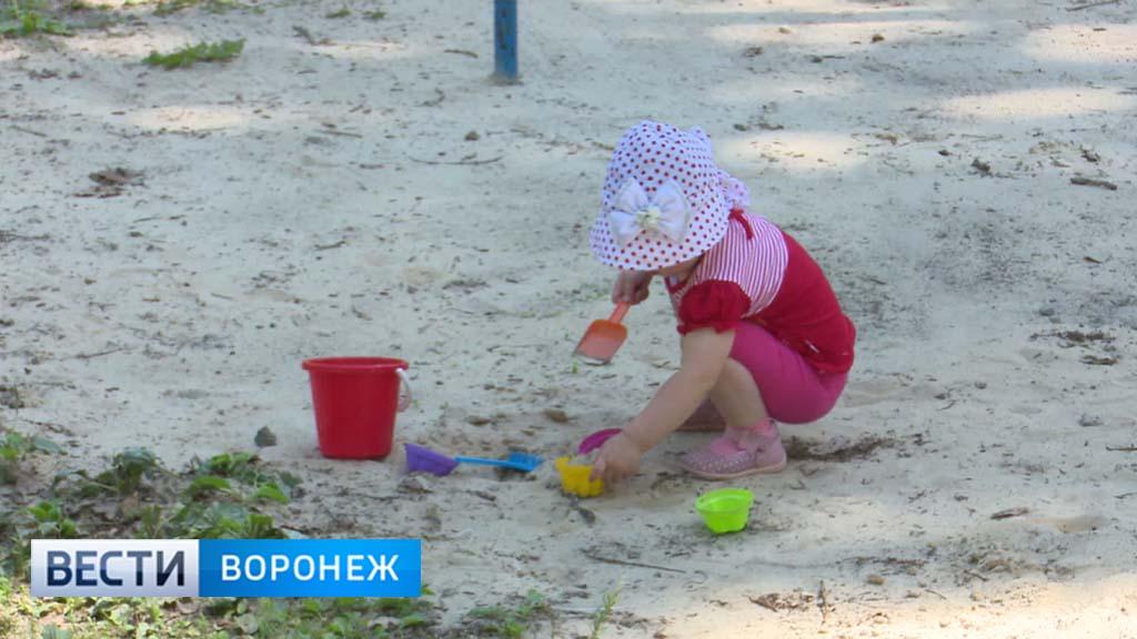 В 2017 году в Воронежской области обустроят только 3% дворовых территорий