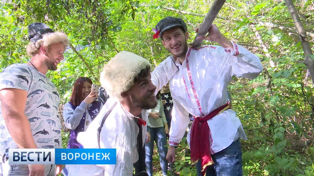 Приключения иностранцев в Воронеже. Как студентов знакомили с местным колоритом