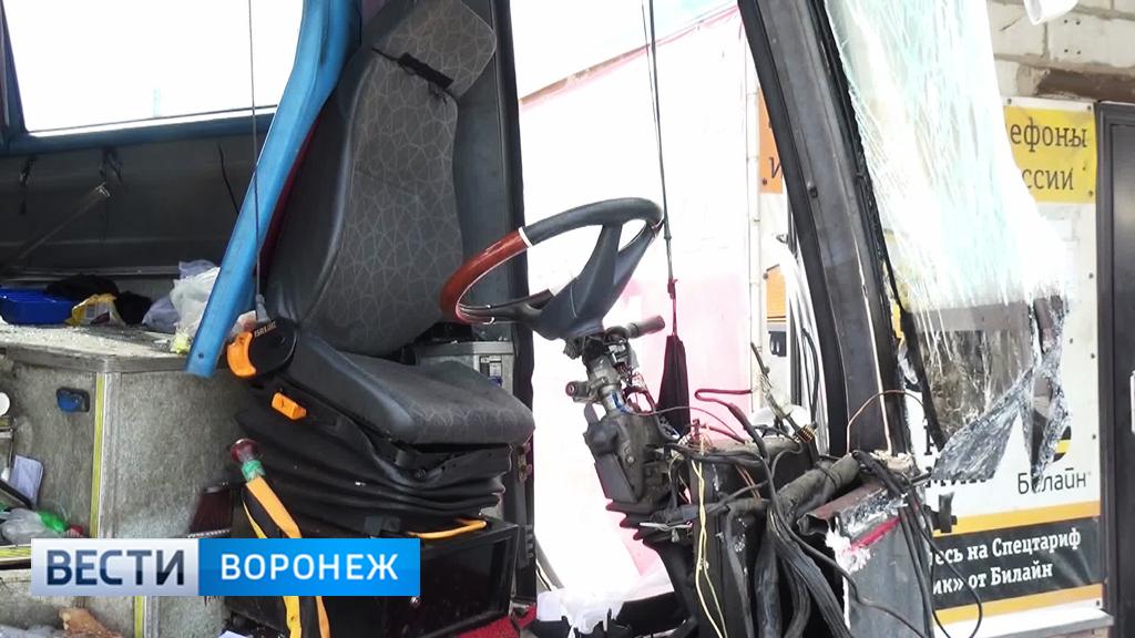 Предварительно виновником смертельного ДТП на воронежской трассе считают водителя автобуса