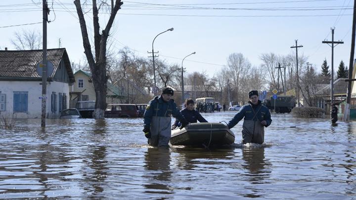 Под Воронежем ещё в трёх населённых пунктах из-за паводка ввели режим ЧС