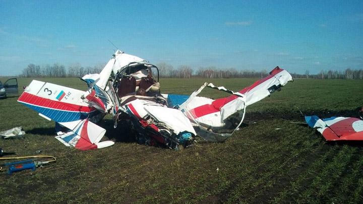 В помощь семьям погибших пилотов воронежского аэроклуба начался сбор денег