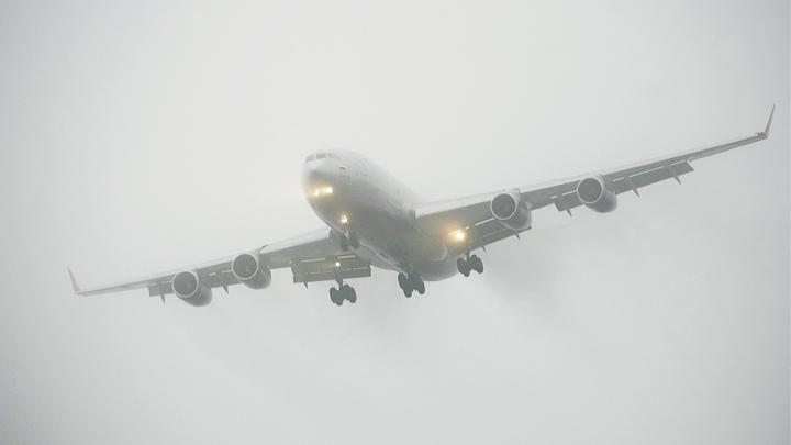 Из-за непогоды самолёт из столицы около часа не мог приземлиться в Воронеже
