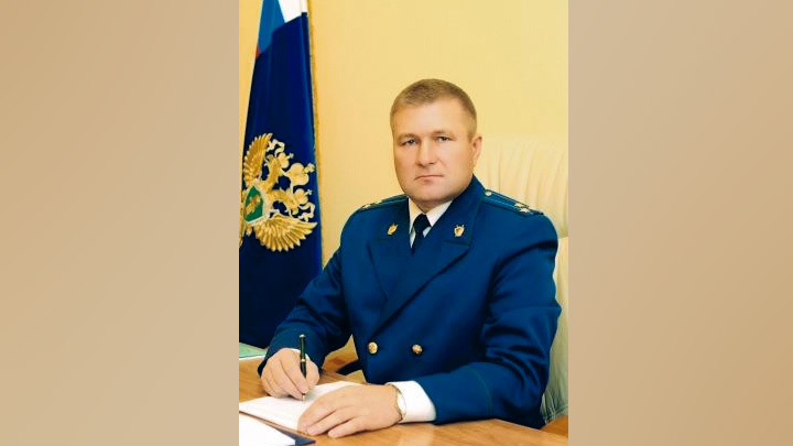 Юрий Чайка освободил от должности зампрокурора Воронежской области