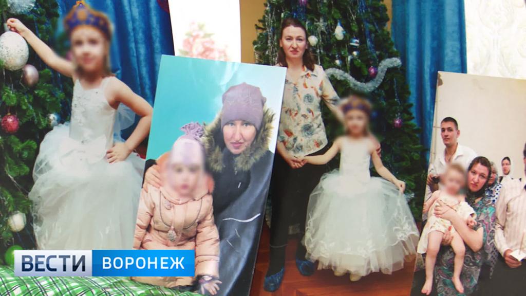 6-летняя Серафима из Воронежа готовится к отправке в детдом, пока её делят родственники