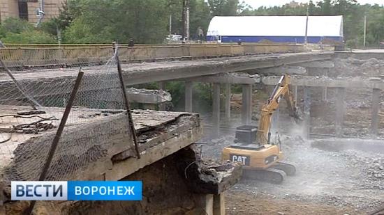 Корректировкой проекта развязки на 9 Января в Воронеже займётся компания «Центр-Дорсервис»