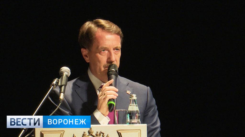 Алексей Гордеев: Одна из главных проблем в районах – благоустройство