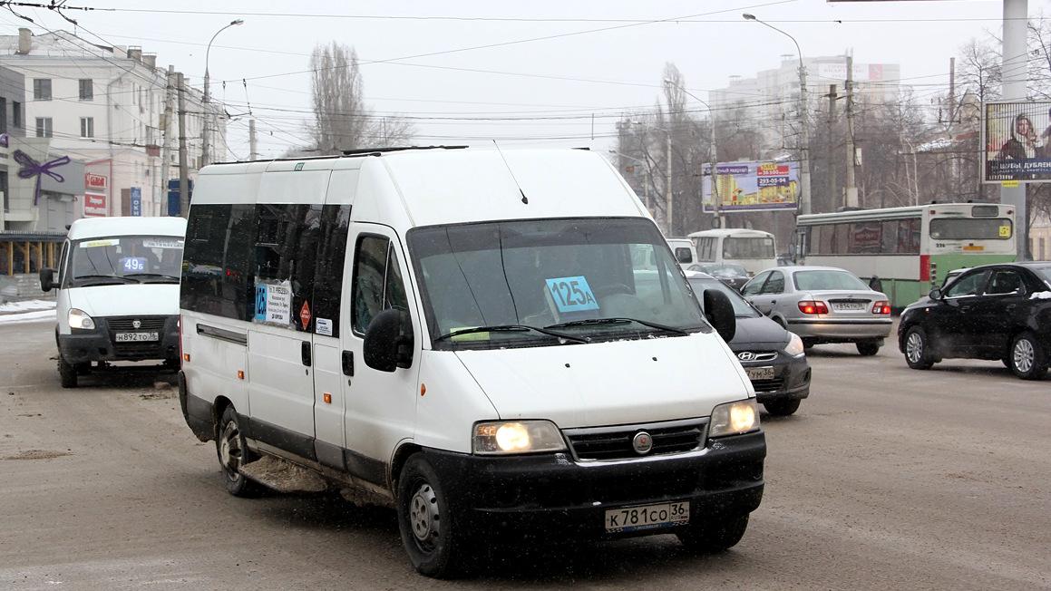 В Воронеже кардинально изменили маршрут №125а