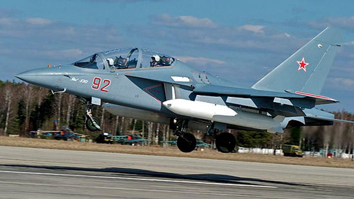 Военный самолёт с лётчиками из Воронежской области упал под Волгоградом
