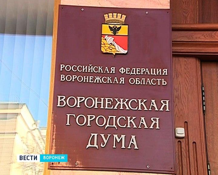 Воронежцы теперь не смогут самостоятельно выбирать мэра