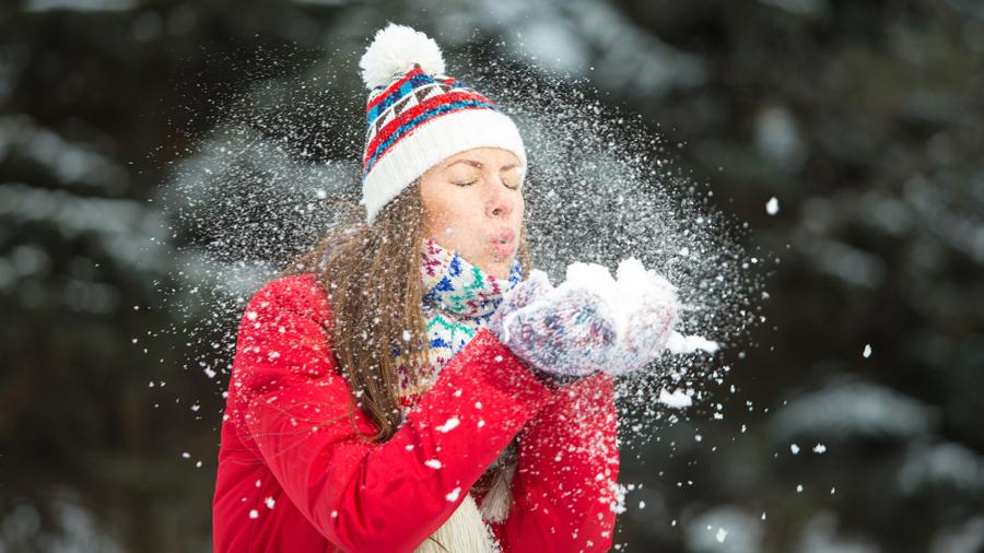 Мороз и снег вернутся в Воронежскую область в конце рабочей недели