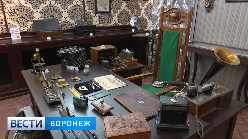 Музей-усадьба Веневитиновых приглашает воронежцев на уникальную выставку