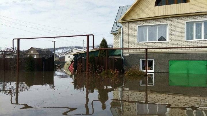 Четыре метра над уровнем зимы. Как воронежские реки затопили сотни домов
