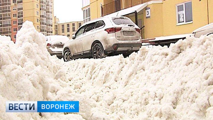 Мэр Воронежа рассказал, за счёт чего уборка города зимой выйдет на новый уровень
