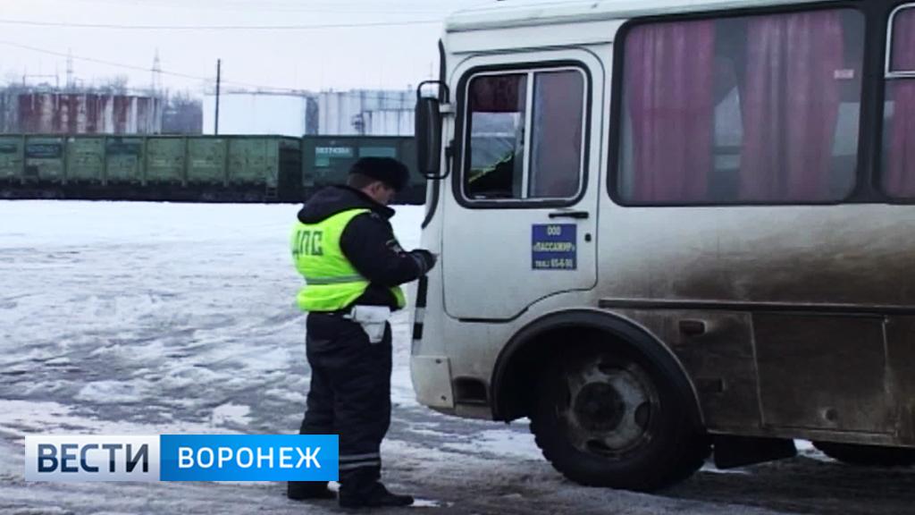 ГИБДД выявила более 200 недочётов в работе воронежских маршруток