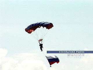 Аэроклуб открыл летный сезон