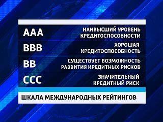 """Агентство """"Фитч"""" присвоило области рейтинг в иностранной и национальной валюте """"ВВ"""""""