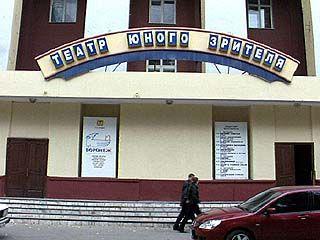 Актеры Никольского народного театра выступили в Воронежском ТЮЗе