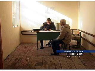 """Акция """"Здравствуйте, я ваш участковый"""" идет в Борисоглебске"""