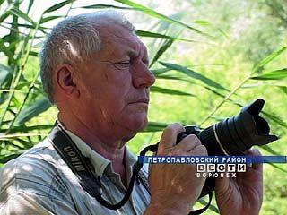Александр Бровашов не только пишет книги о птицах и животных