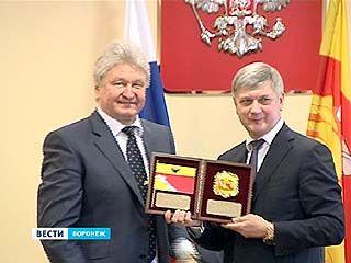 Александр Гусев официально вступил в должность мэра Воронежа
